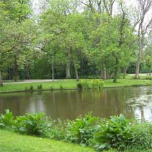 Parcul Vondel