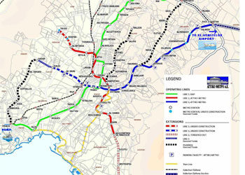 Harta Atena Grecia Harta Atenei Si Harta Metroului Din Atena