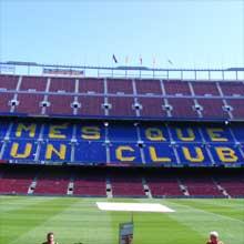 Camp Nou si Muzeul FC Barcelona