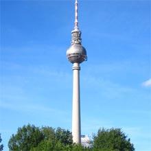 Turnul TV - Fernsehturm