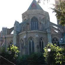 Biserica Sfantul Sange
