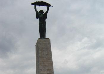 Statuia Libertatii din Budapesta