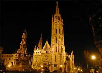 Biserica Matthias din Budapesta