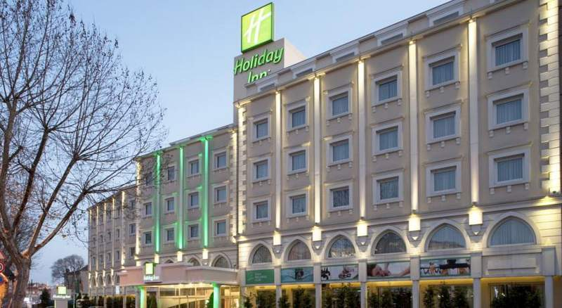hotel holiday inn estambul:
