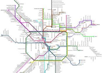 Harta Metrou Milano 2019 Ardusat Org