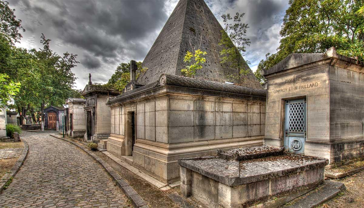 Cimitirul Pere Lachaise