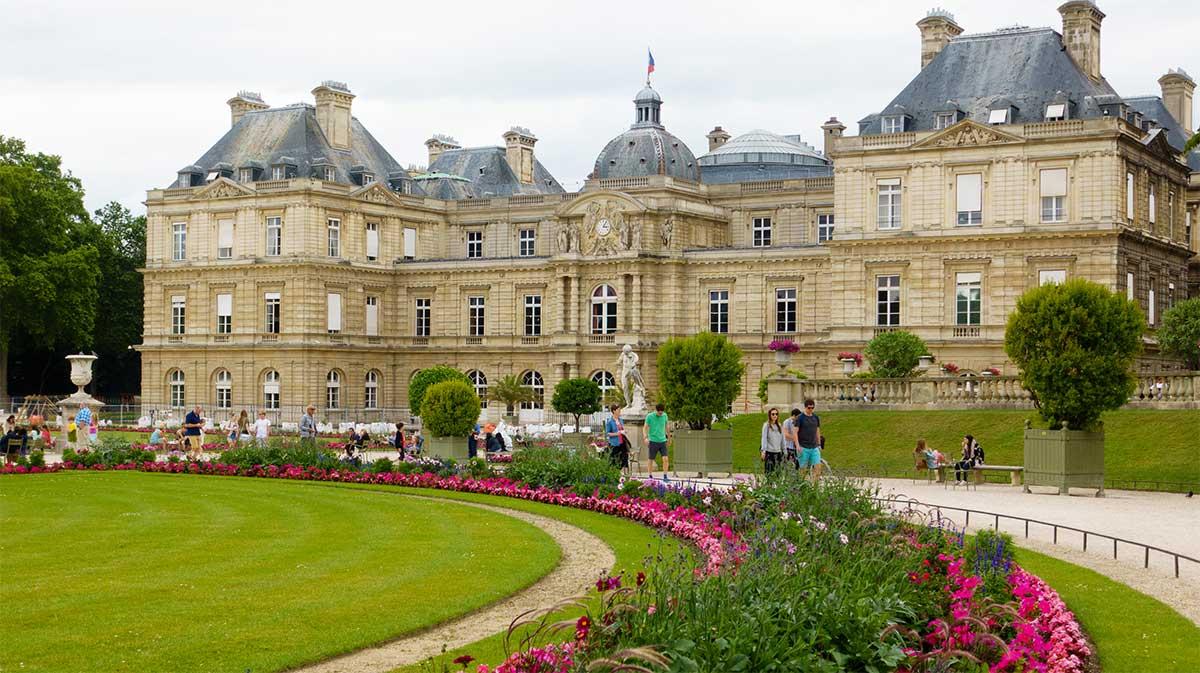 Grand Foyer Jardin Du Luxembourg : Jardin du luxembourg gradinile luxemburgului