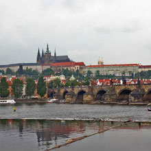 Castelul Praga si Strada de aur