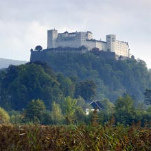 Fortareata Hohensalzburg