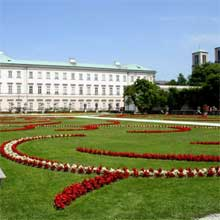 Palatul si Gradinile Mirabell