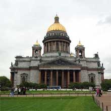 Catedrala Sfantul Isaac