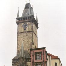 Primaria si Ceasul astronomic