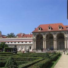 Palatul si gradinile Wallenstein