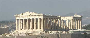 Obiective turistice Atena