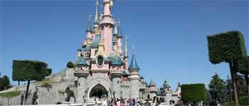 Ghid turistic Disneyland Paris