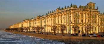 Obiective turistice Sankt Petersburg