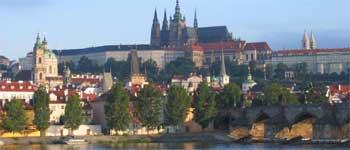 Obiective turistice Praga