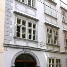 Casa lui Mozart