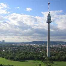 Turnul Dunarii - Donau Turm