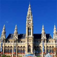 Rathaus - Primaria Vienei