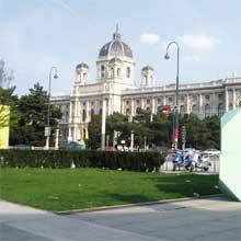 Cartierul Muzeelor din Viena